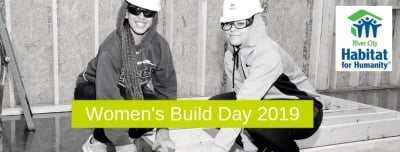 Women's Build Day 2019